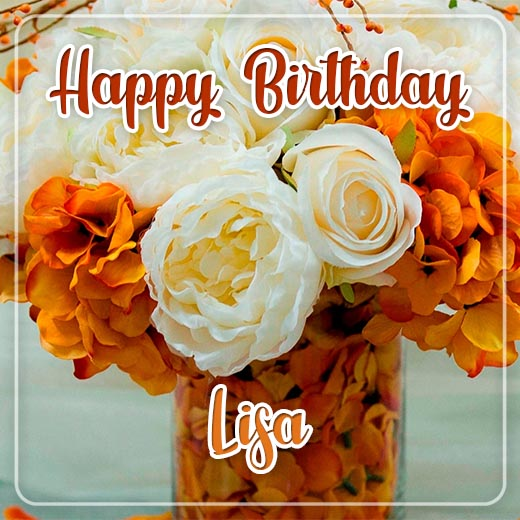 Happy Birthday Lisa Iwn Su